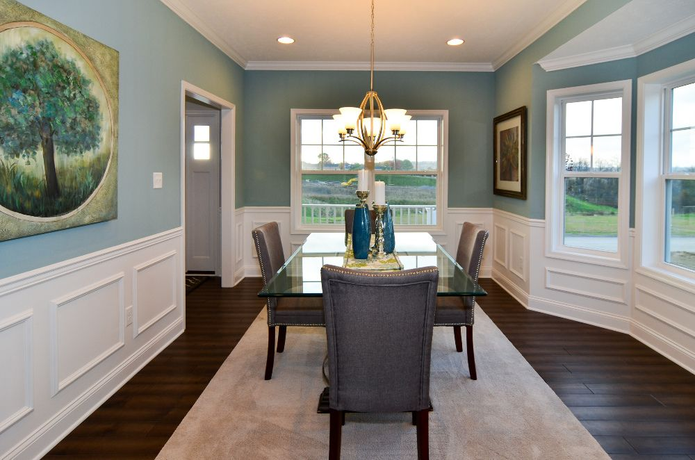 Living Area featured in the Newport By S & A Homes in State College, PA