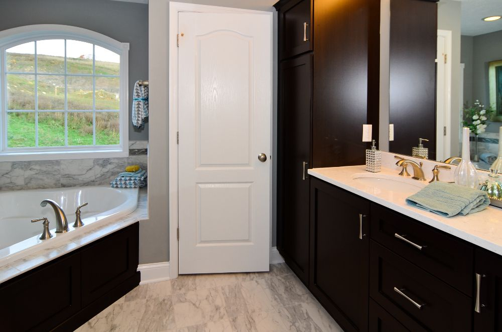 Bathroom featured in the Newport By S & A Homes in Harrisburg, PA