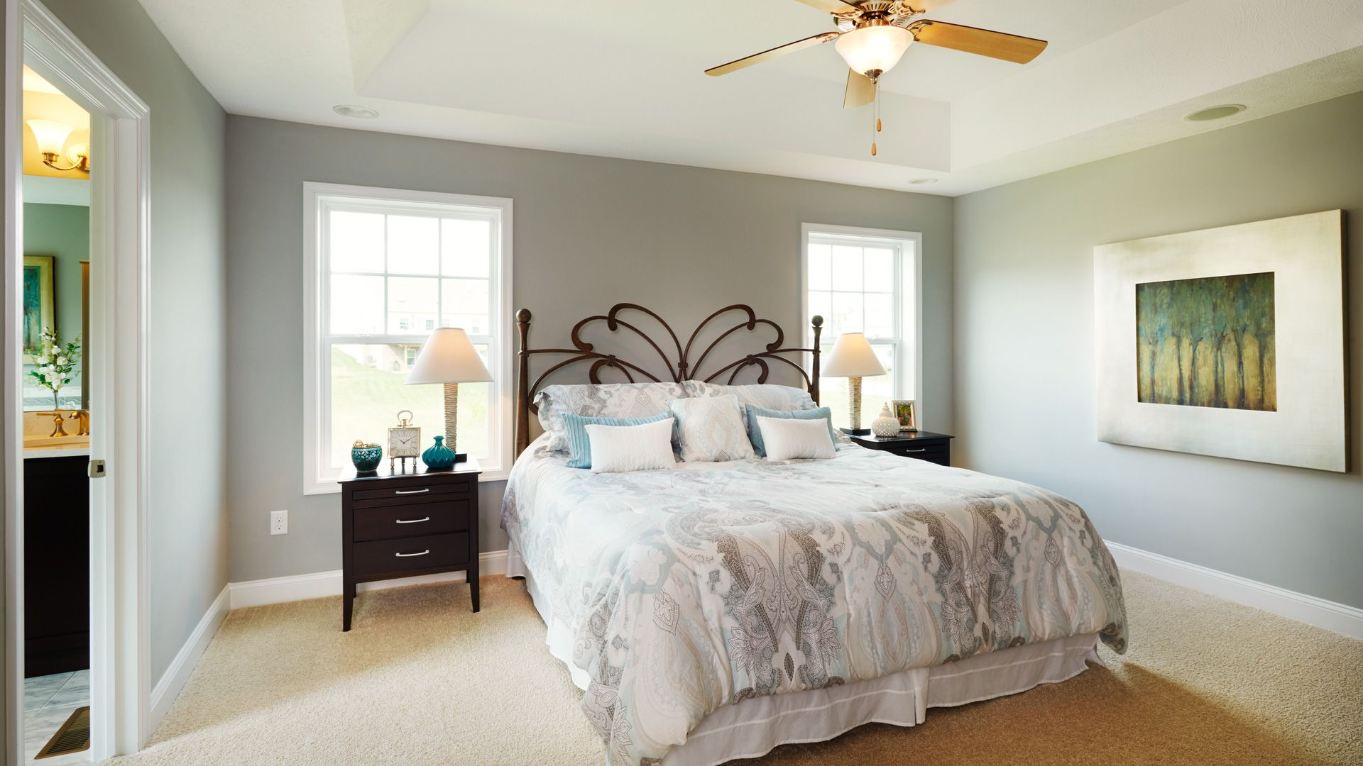 Bedroom featured in the Newport By S & A Homes in State College, PA