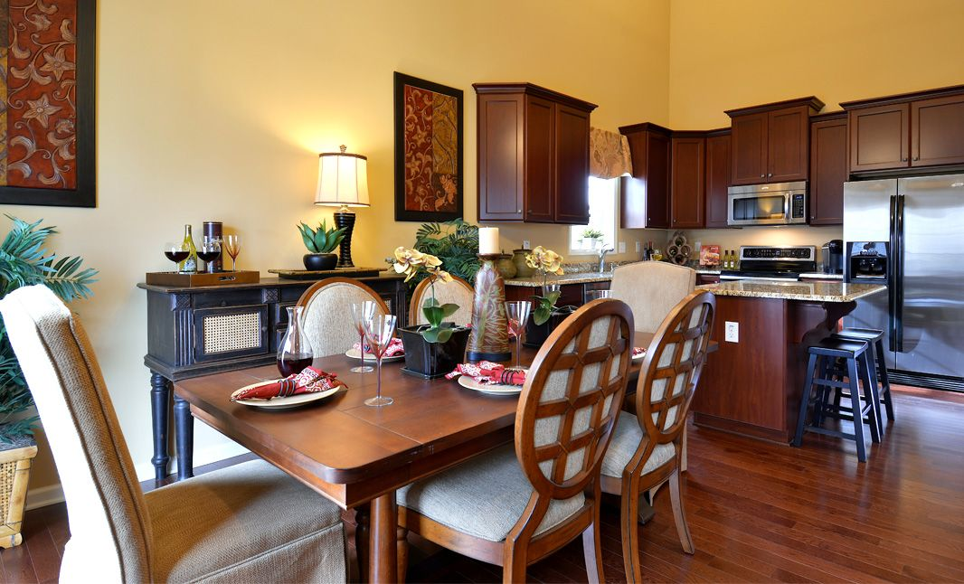 Kitchen featured in the Charlotte By S & A Homes in Altoona, PA