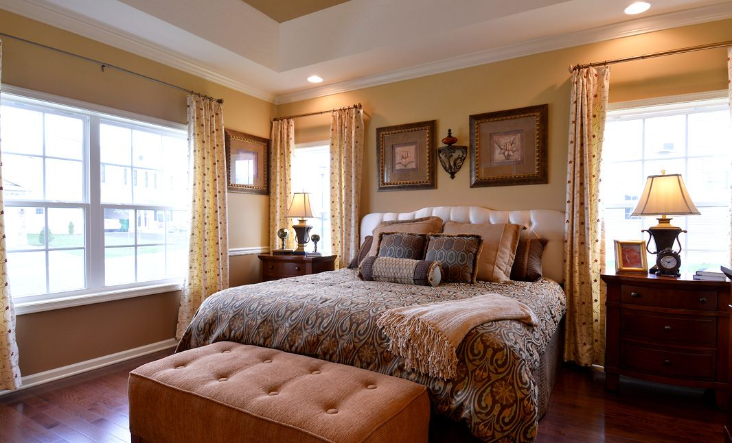 Bedroom featured in the Charlotte By S & A Homes in Altoona, PA