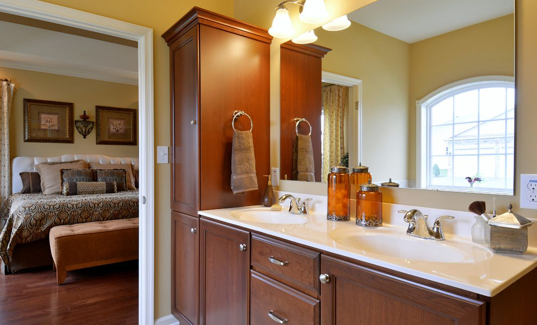 Bathroom featured in the Charlotte By S & A Homes in Altoona, PA