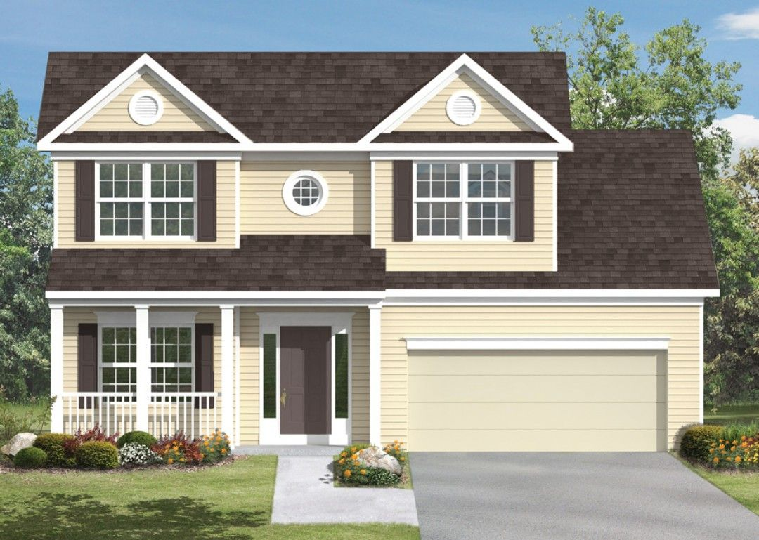 Exterior featured in the Charlotte By S & A Homes in Altoona, PA
