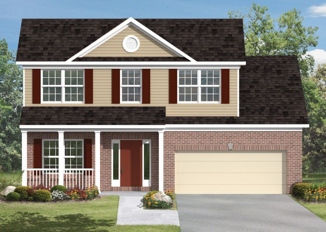 Exterior featured in the Charlotte By S & A Homes in Harrisburg, PA