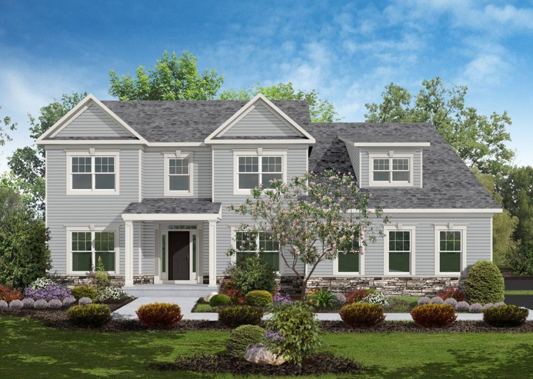Exterior featured in the Buchanan By S & A Homes in York, PA