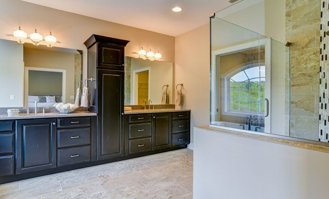 Bathroom featured in the Montgomery By S & A Homes in York, PA