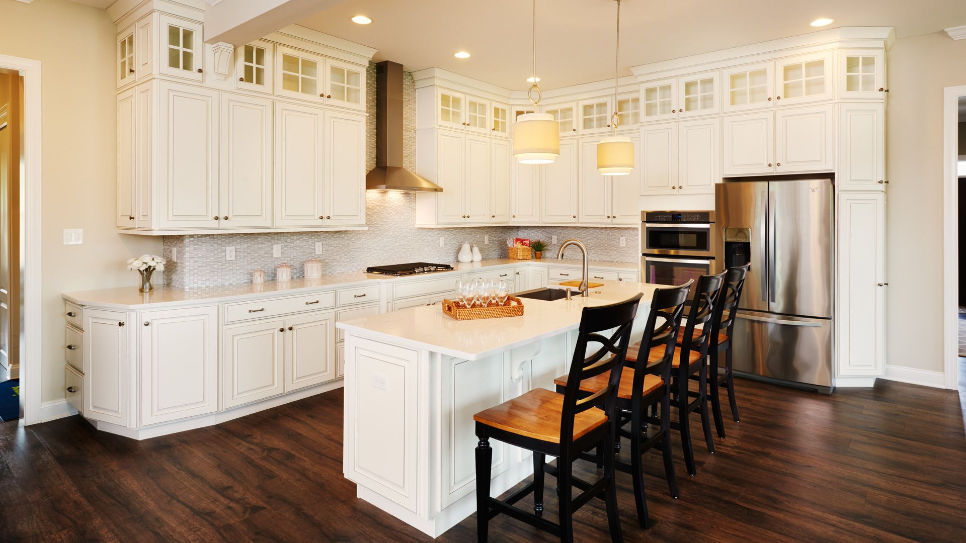 Kitchen featured in the Montgomery By S & A Homes in York, PA