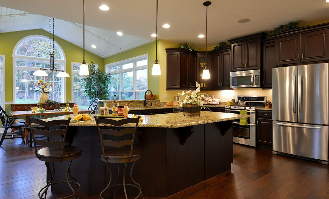 Kitchen featured in the Wyndham By S & A Homes in State College, PA