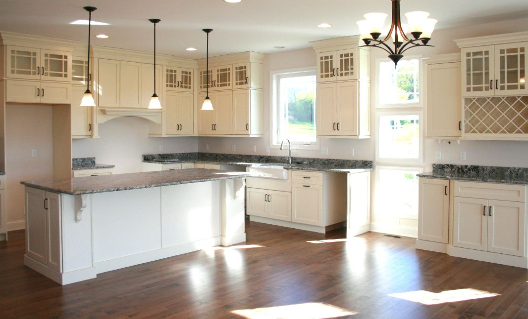 Kitchen featured in the Chatham By S & A Homes in State College, PA
