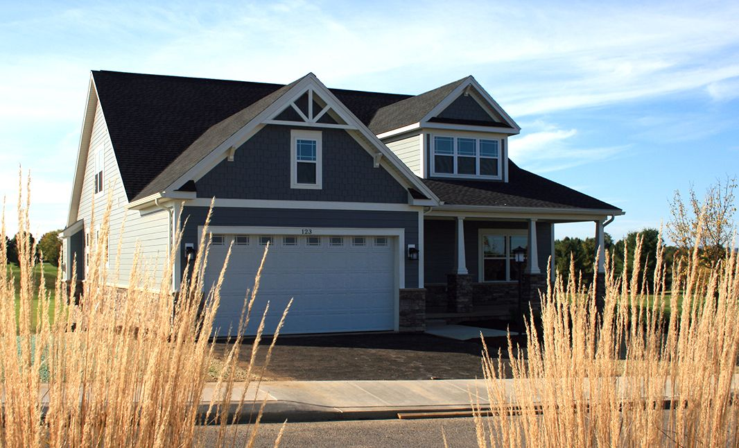 Exterior featured in the Chatham By S & A Homes in State College, PA