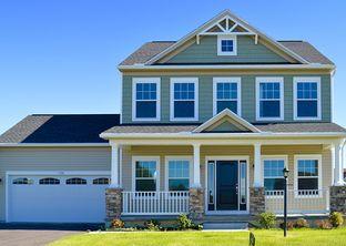 Fairmont - Deerfield: Shippensburg, Pennsylvania - S & A Homes