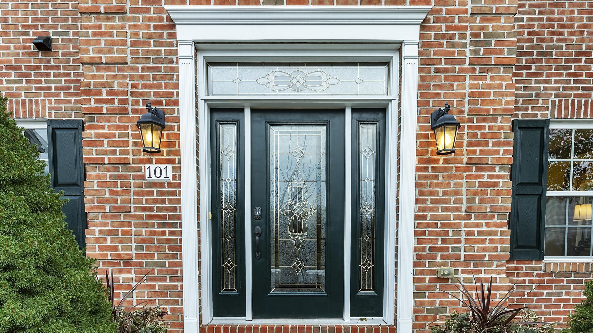 Exterior featured in the Amesbury By S & A Homes in Harrisburg, PA