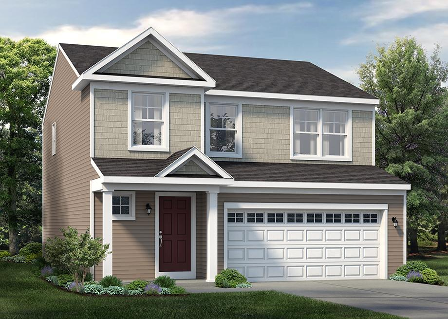 Exterior featured in the Kingwood By S & A Homes in State College, PA