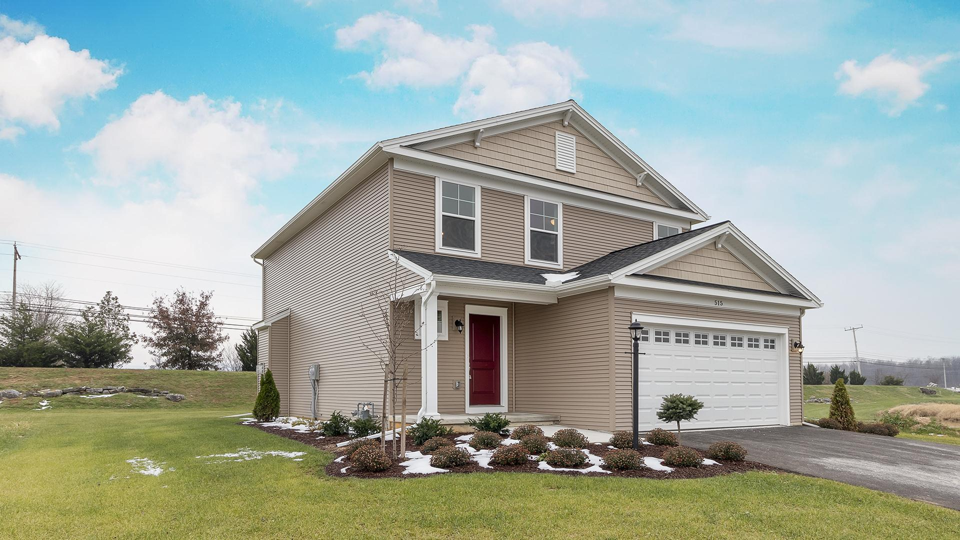 Exterior featured in the Rosewood By S & A Homes in Altoona, PA