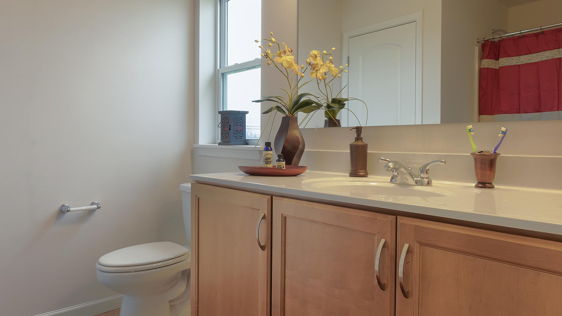 Bathroom featured in the Rosewood By S & A Homes in Altoona, PA