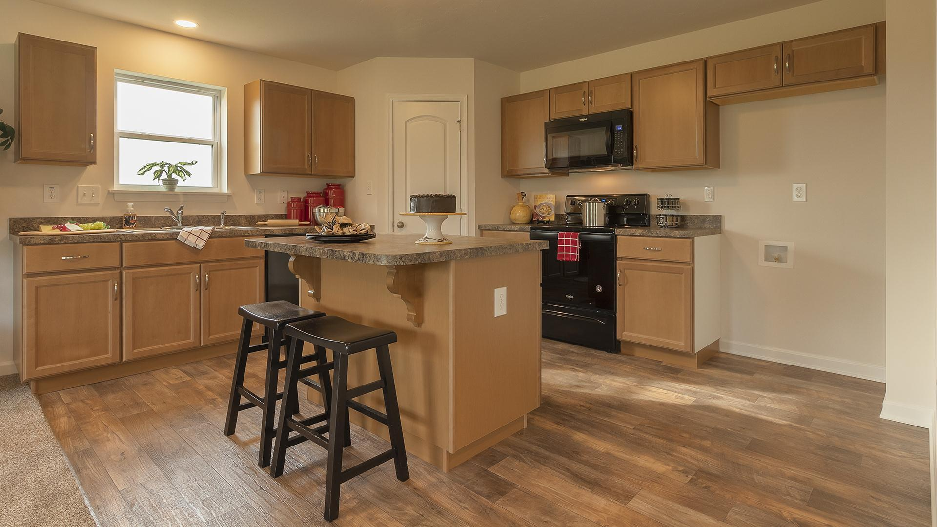 Kitchen featured in the Rosewood By S & A Homes in State College, PA