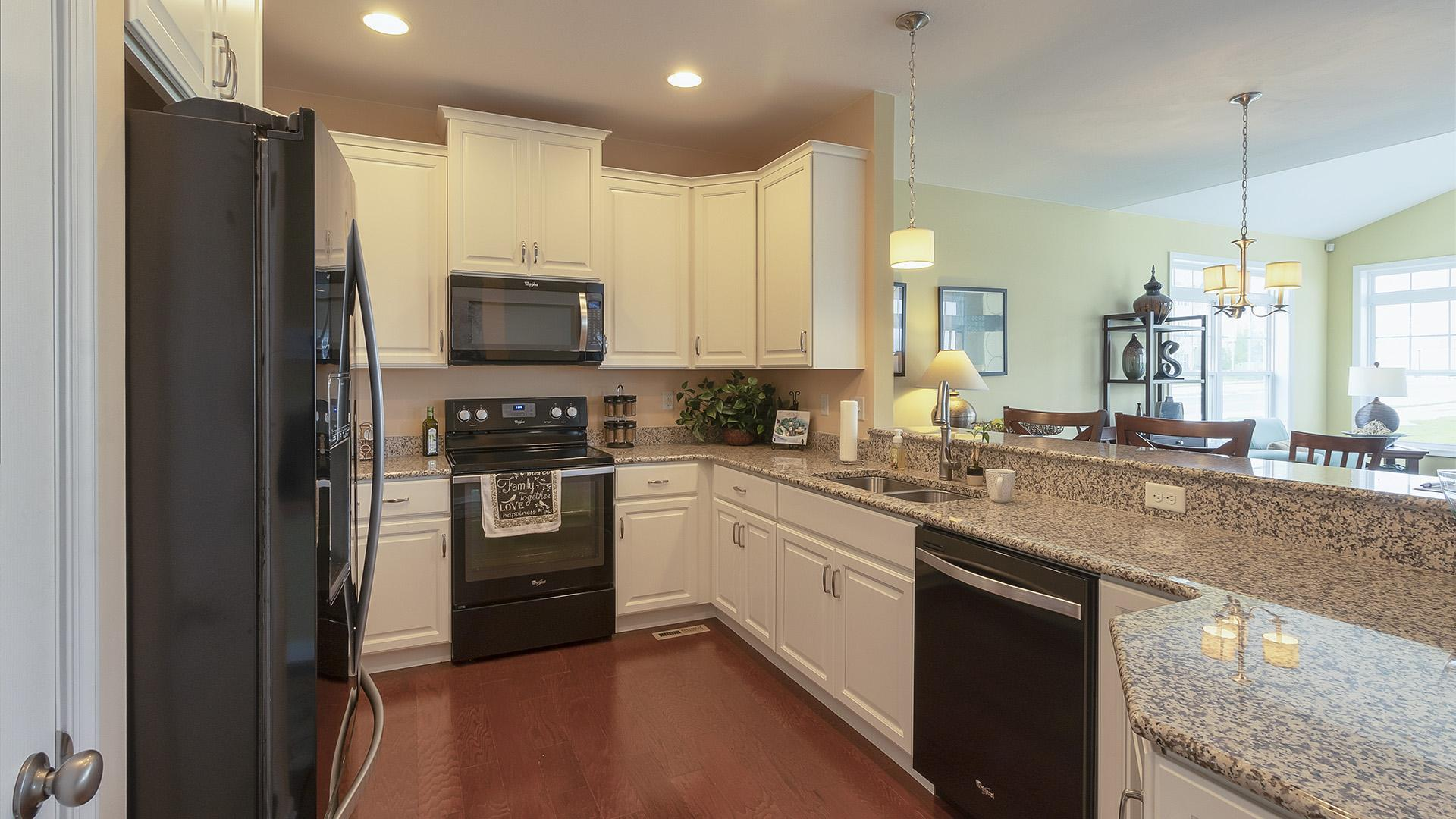 Kitchen featured in the Crestmont By S & A Homes in State College, PA