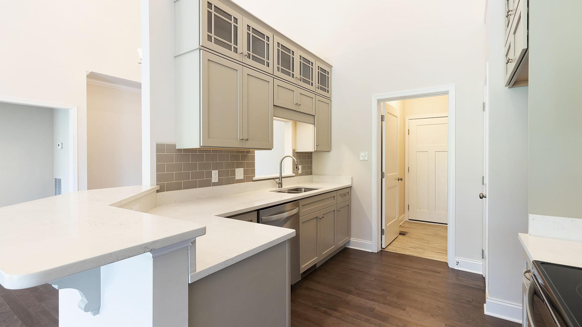 Kitchen featured in the Chilton By S & A Homes in State College, PA