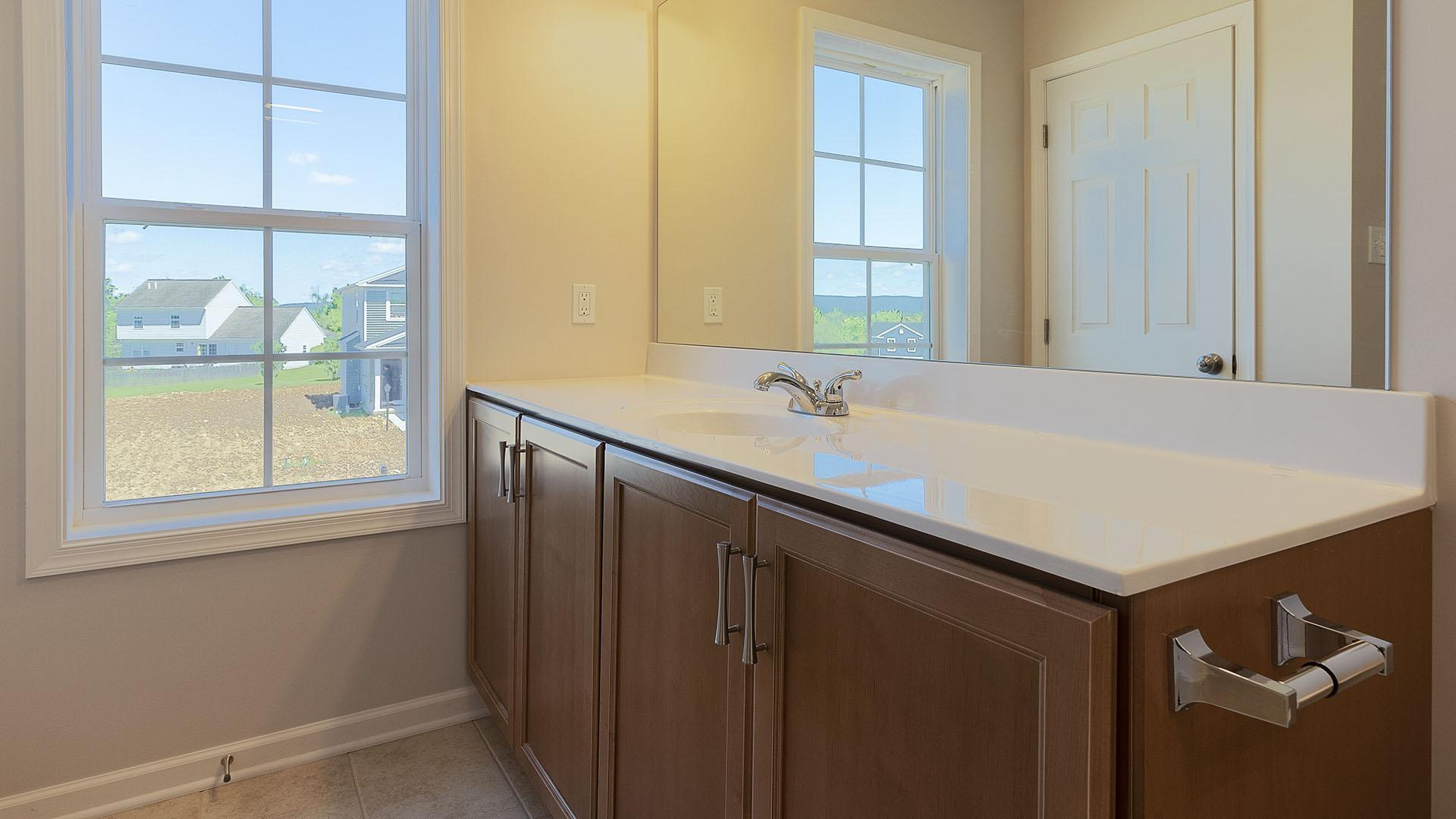 Bathroom featured in the Pinewood By S & A Homes in Altoona, PA
