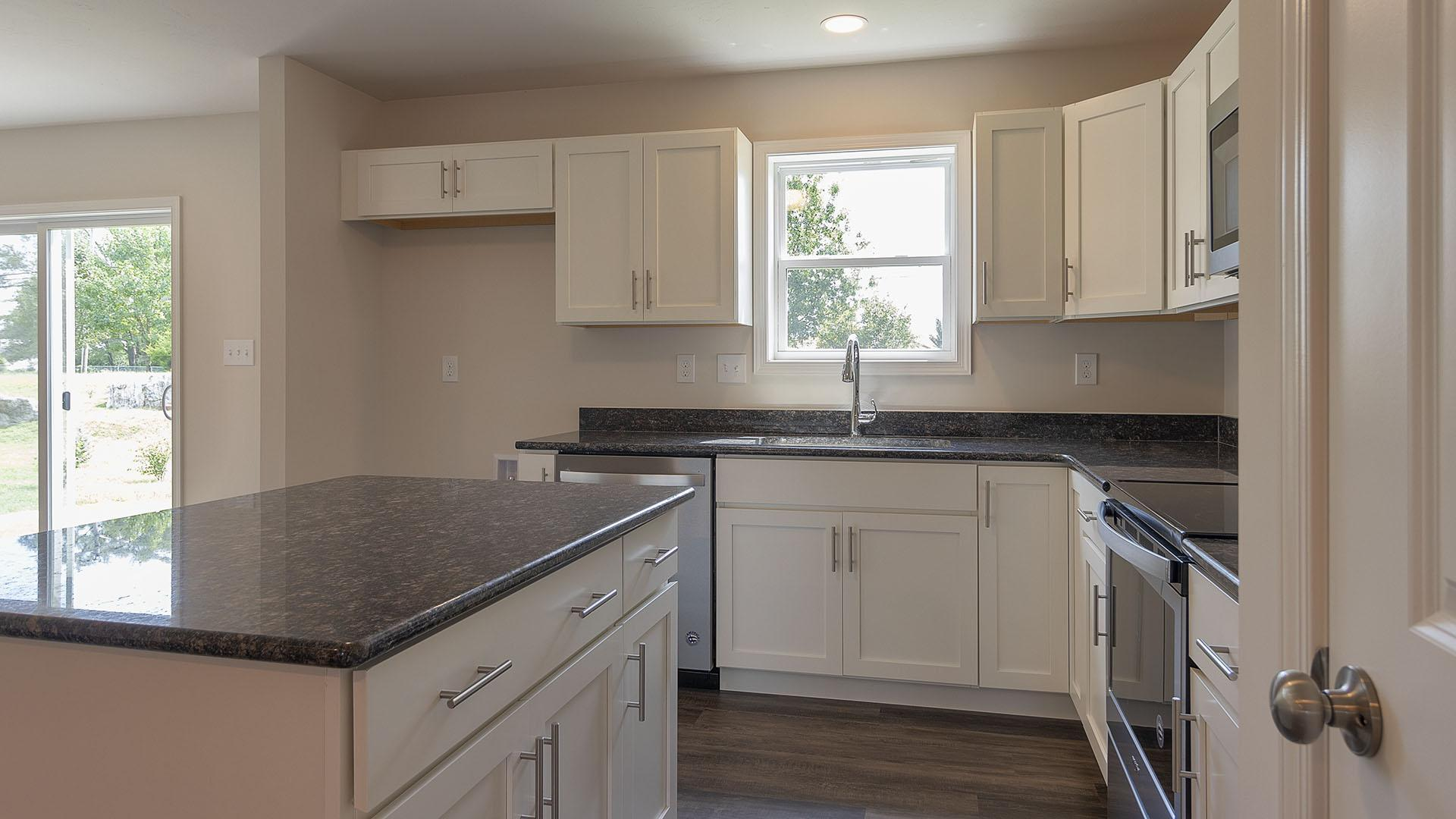 Kitchen featured in the Redwood By S & A Homes in Harrisburg, PA
