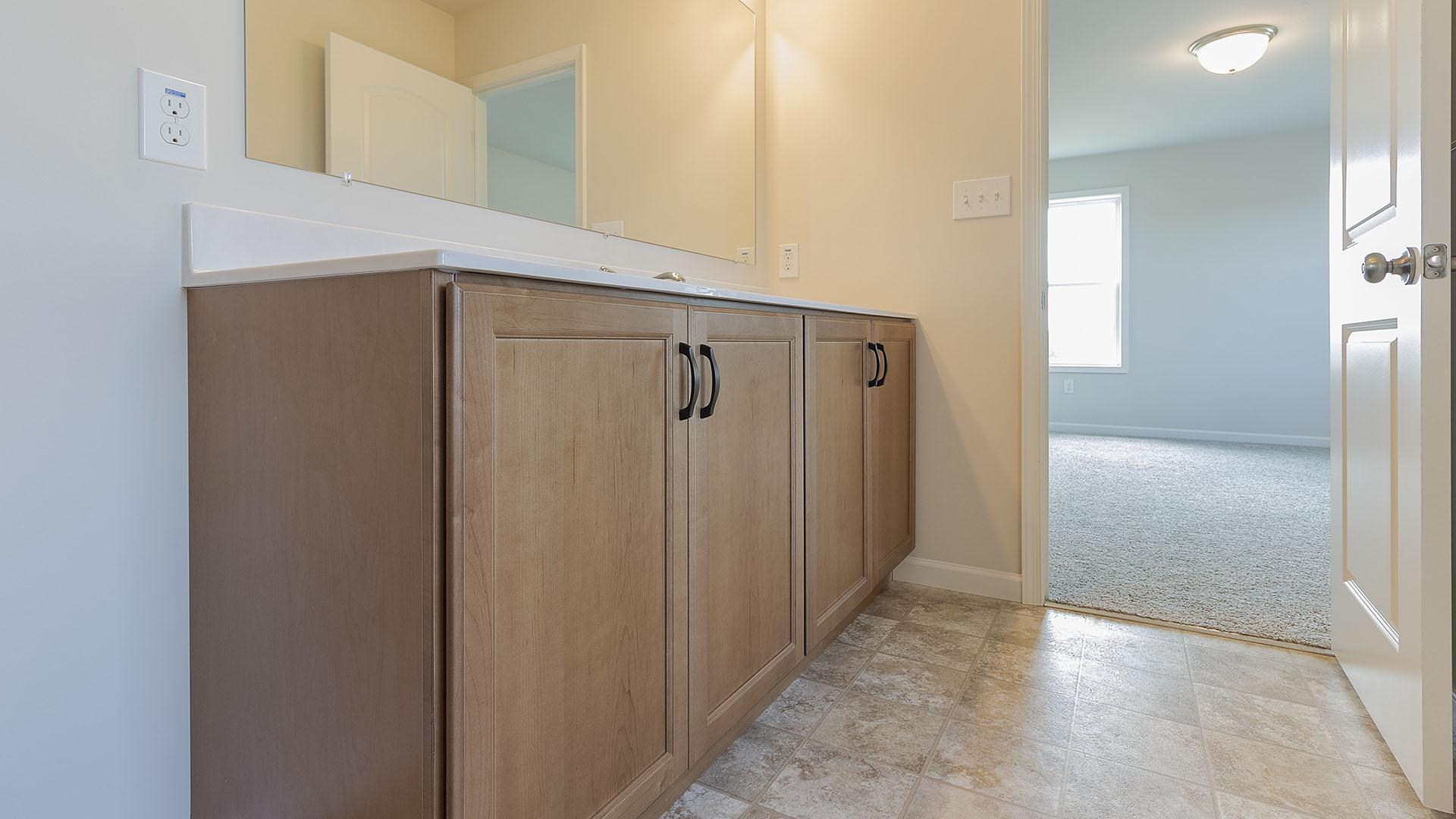 Kitchen featured in the Redwood By S & A Homes in State College, PA