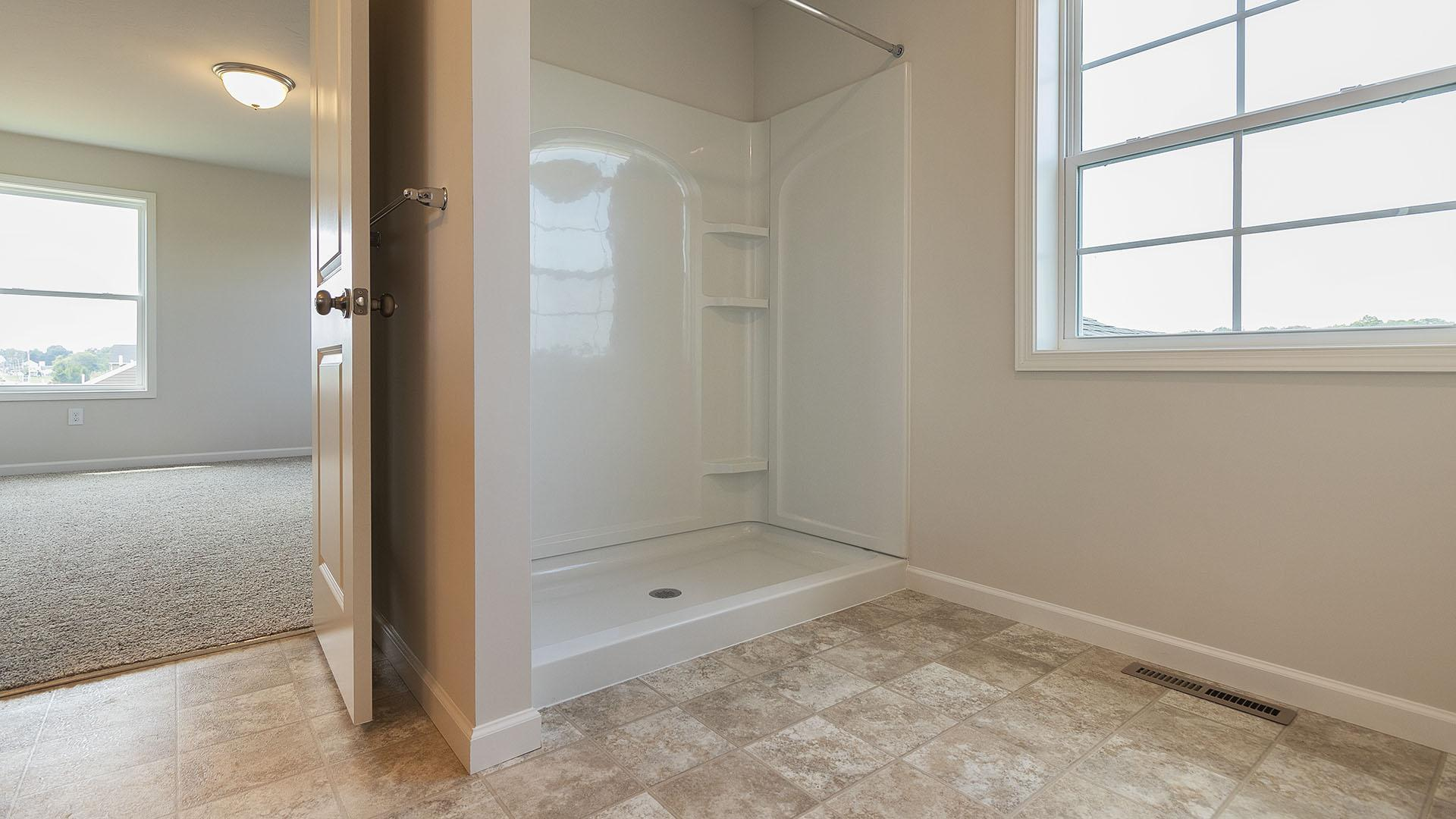 Bathroom featured in the Redwood By S & A Homes in Harrisburg, PA