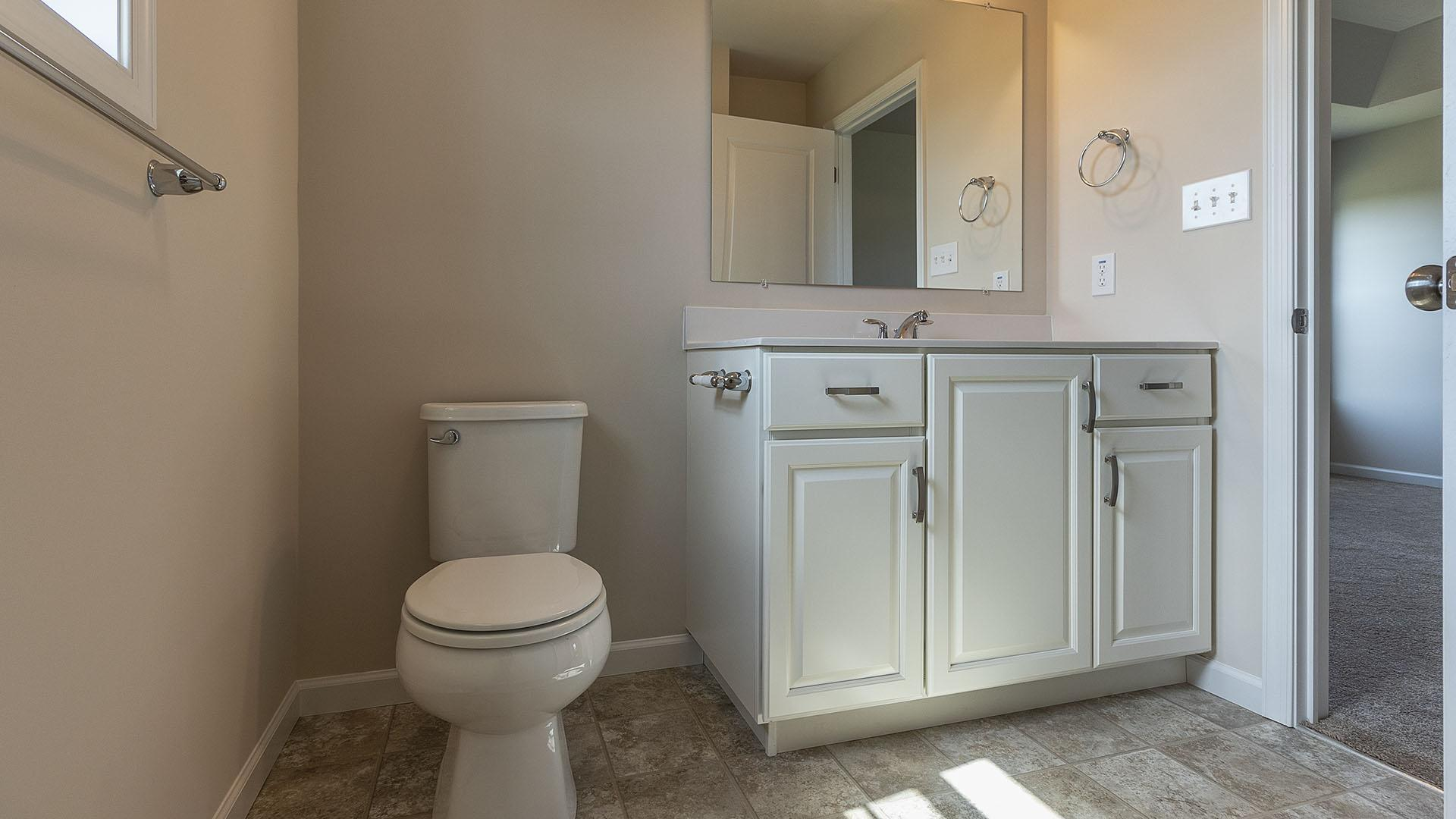 Bathroom featured in the Hampshire By S & A Homes in Harrisburg, PA