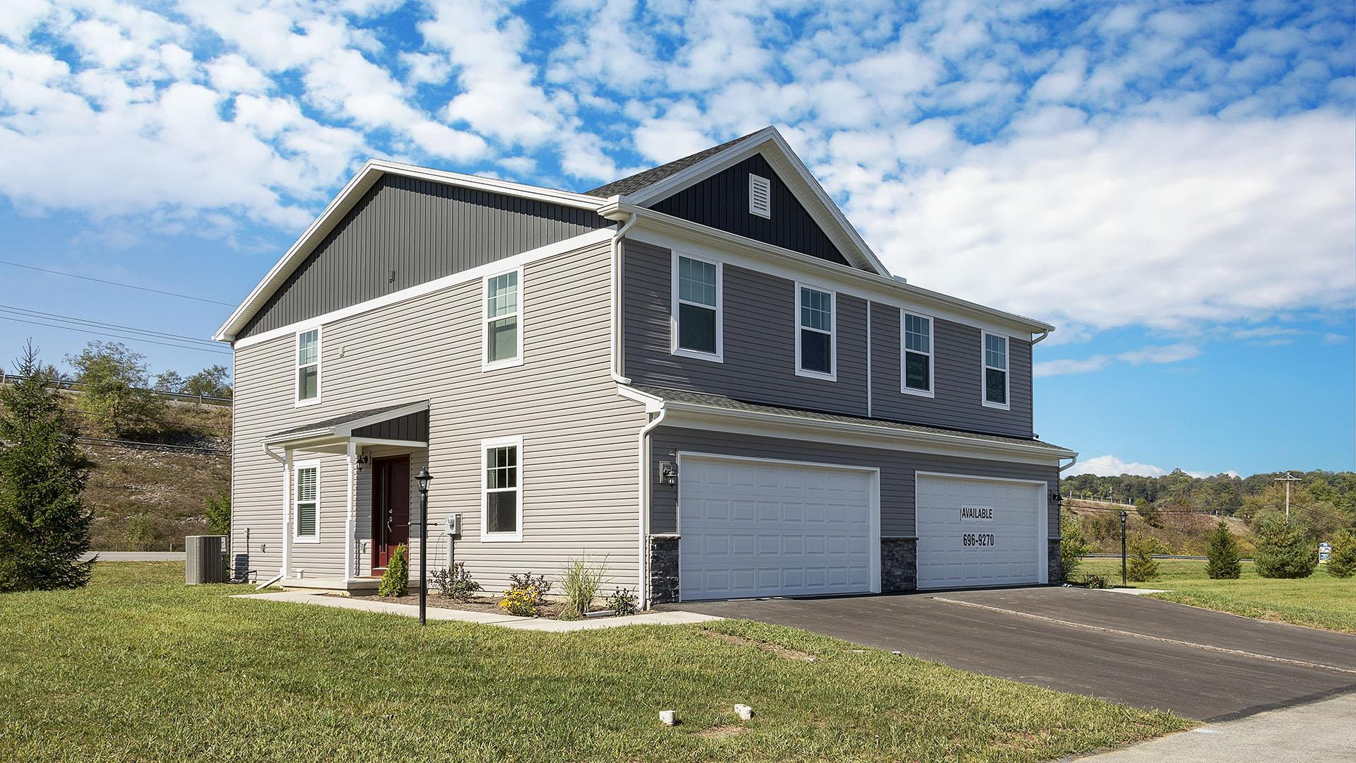 Exterior featured in the Richfield By S & A Homes in Altoona, PA
