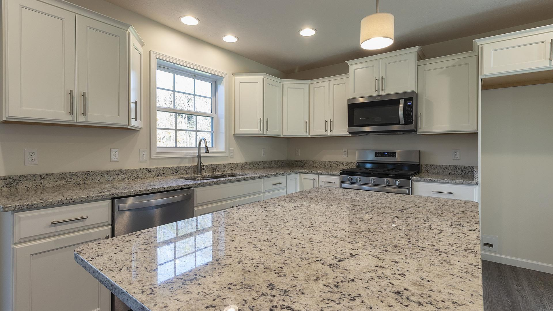 Kitchen featured in the Greenwood  By S & A Homes in Altoona, PA