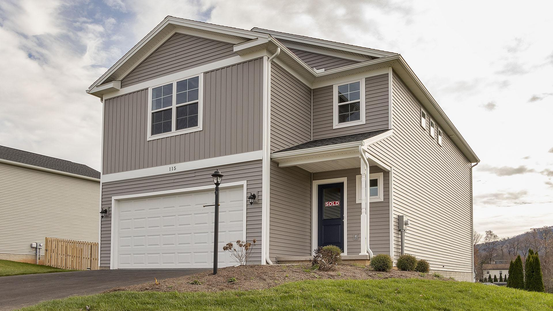 Exterior featured in the Wynwood By S & A Homes in State College, PA