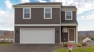Ashwood - Chesterfield: Carlisle, Pennsylvania - S & A Homes