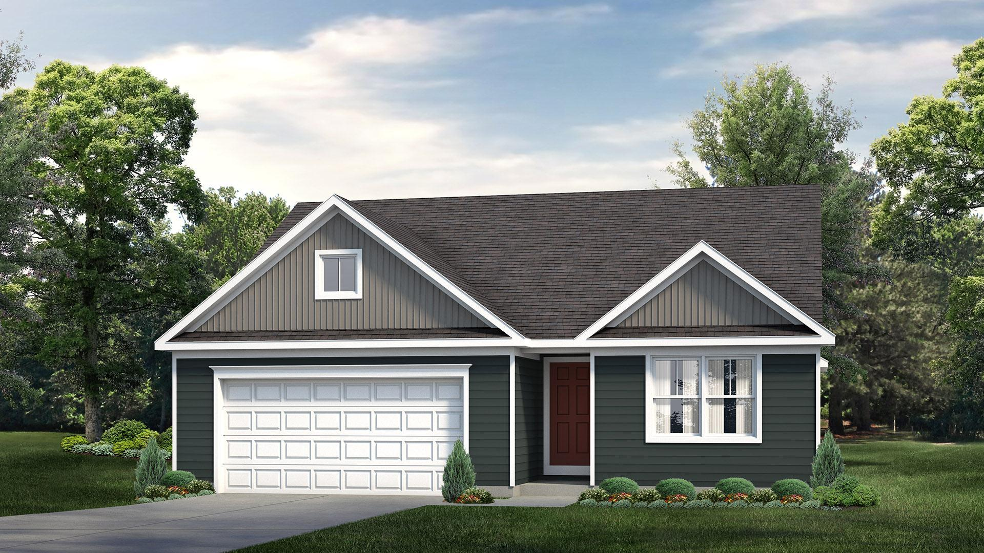 Exterior featured in the Rockford By S & A Homes in State College, PA