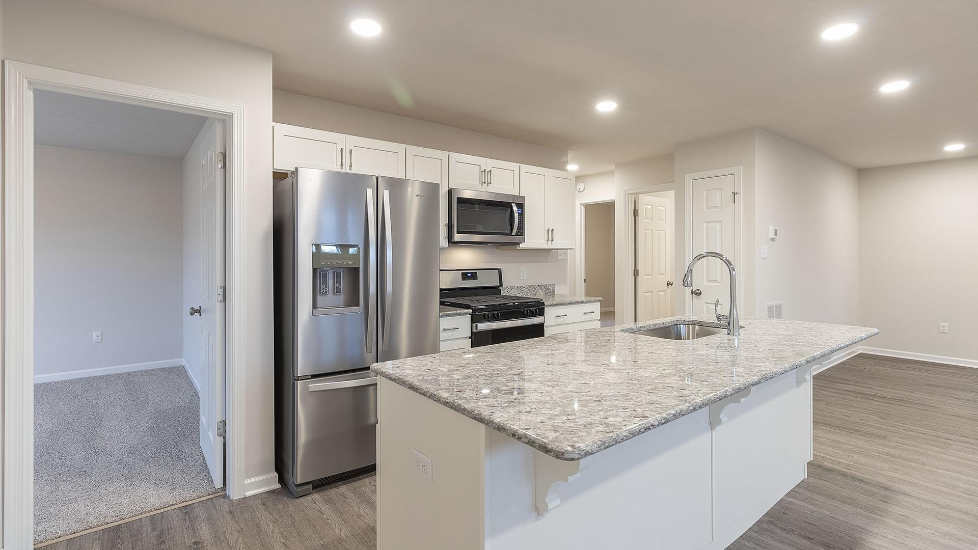Kitchen featured in the Glynwood By S & A Homes in State College, PA