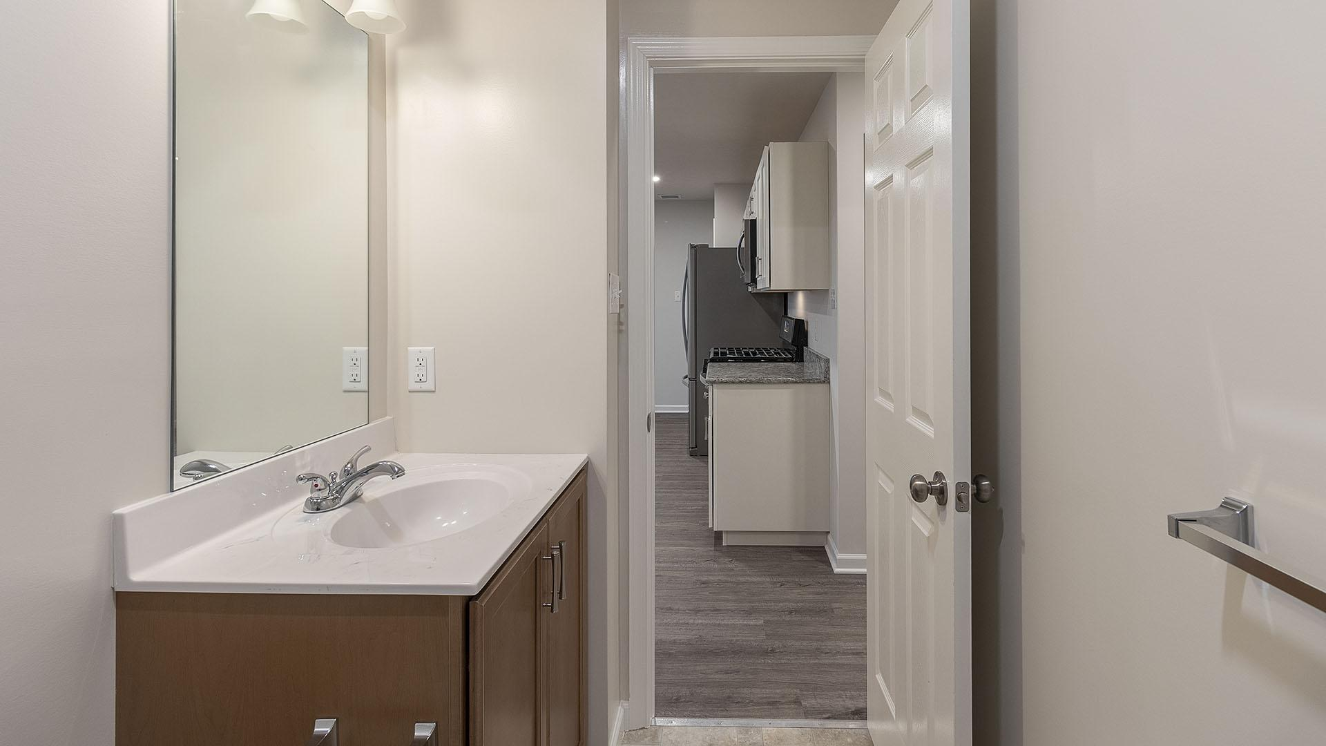 Bathroom featured in the Glynwood By S & A Homes in State College, PA