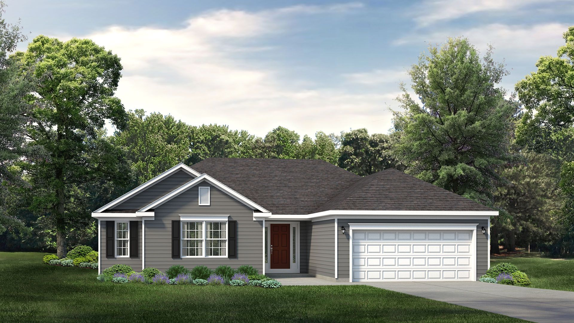 Exterior featured in the Hampton By S & A Homes in State College, PA