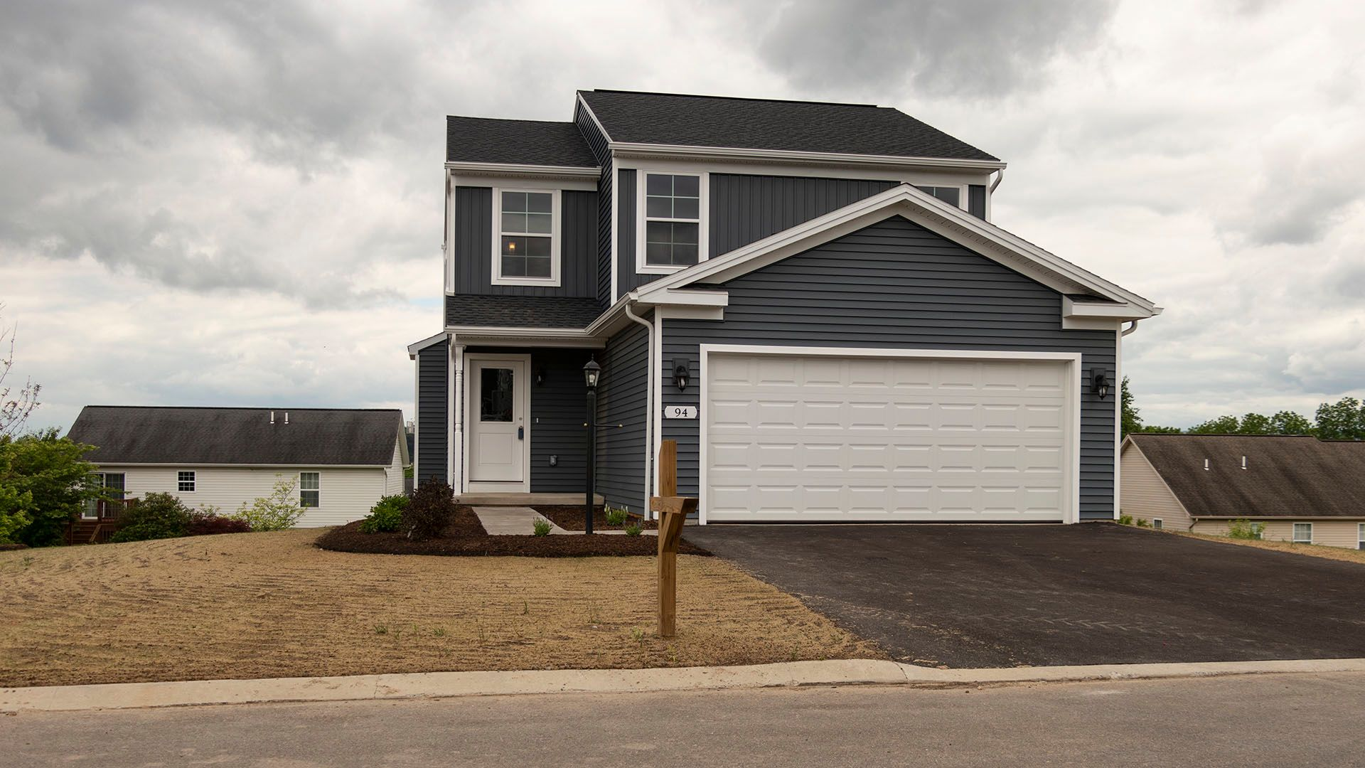 Exterior featured in the Cedarwood By S & A Homes in Altoona, PA