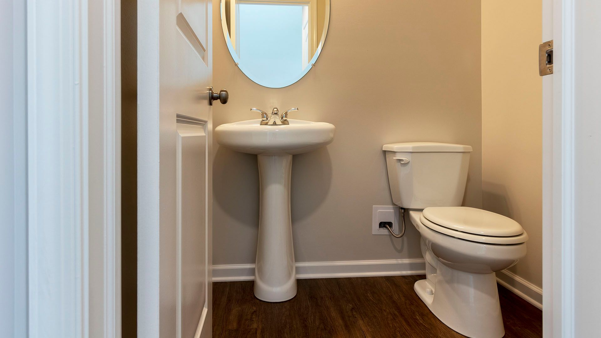 Bathroom featured in the Cedarwood By S & A Homes in Altoona, PA