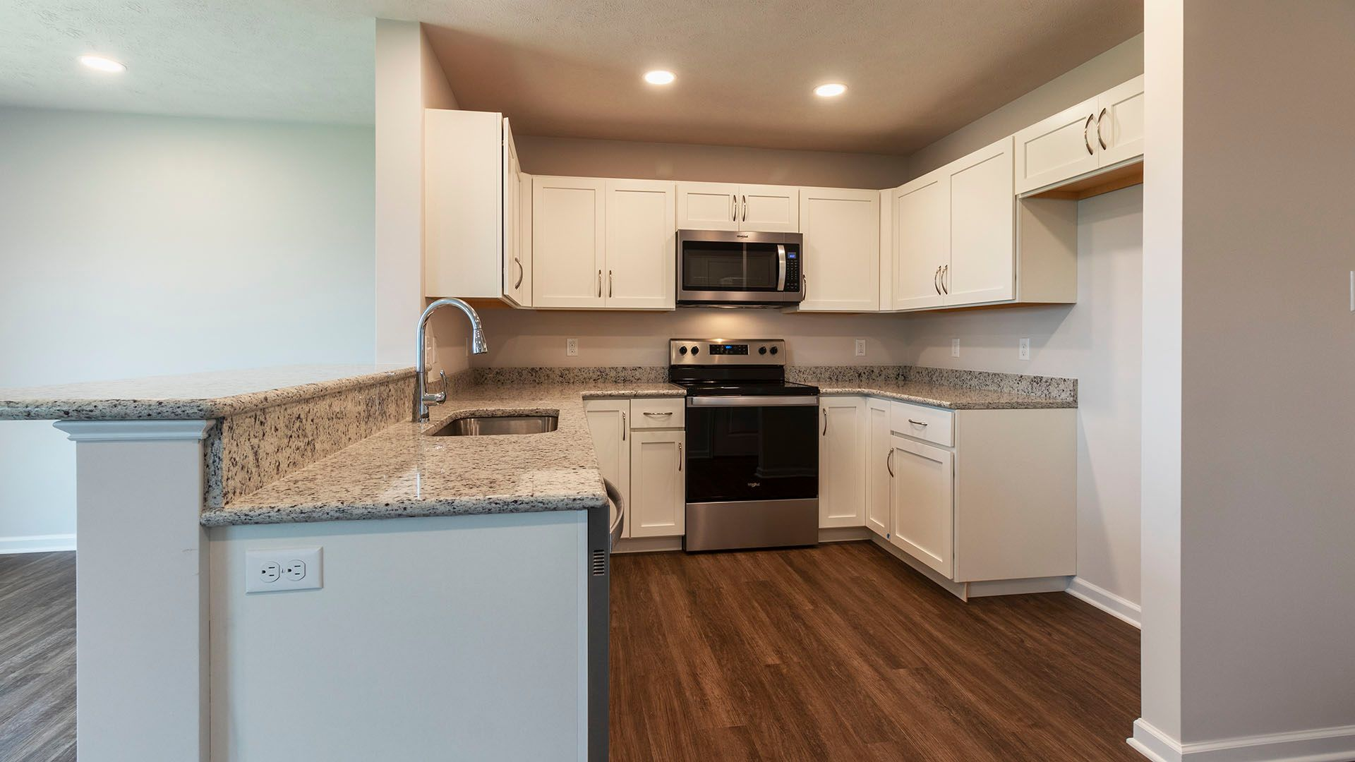 Kitchen featured in the Cedarwood By S & A Homes in Altoona, PA