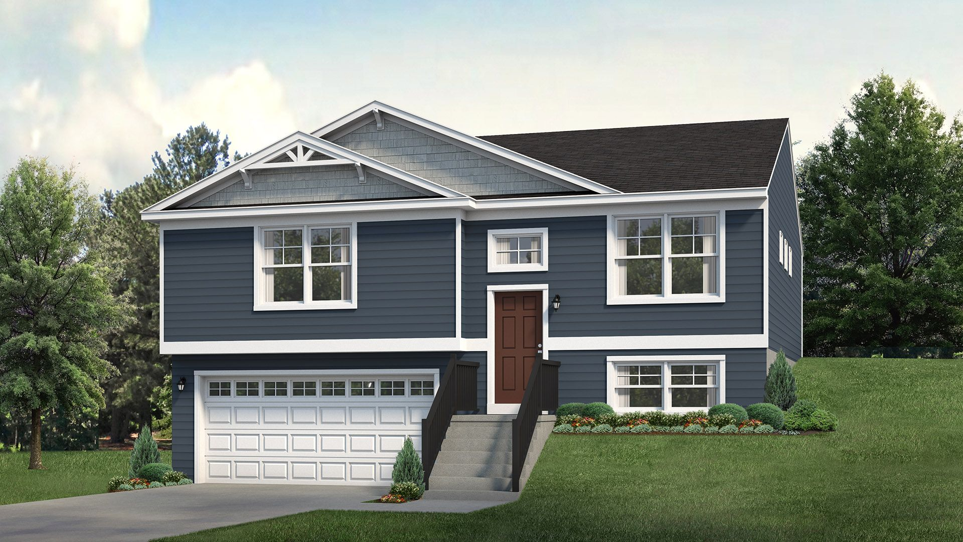 Exterior featured in the Gatewood By S & A Homes in State College, PA