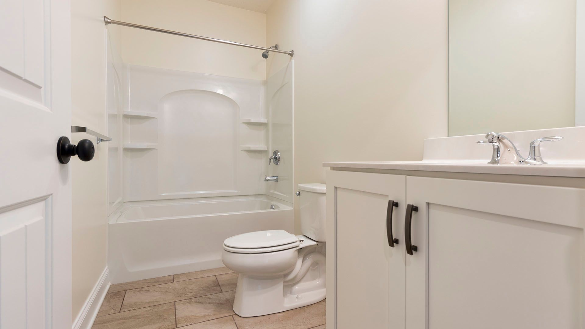 Bathroom featured in the Aspen By S & A Homes in State College, PA
