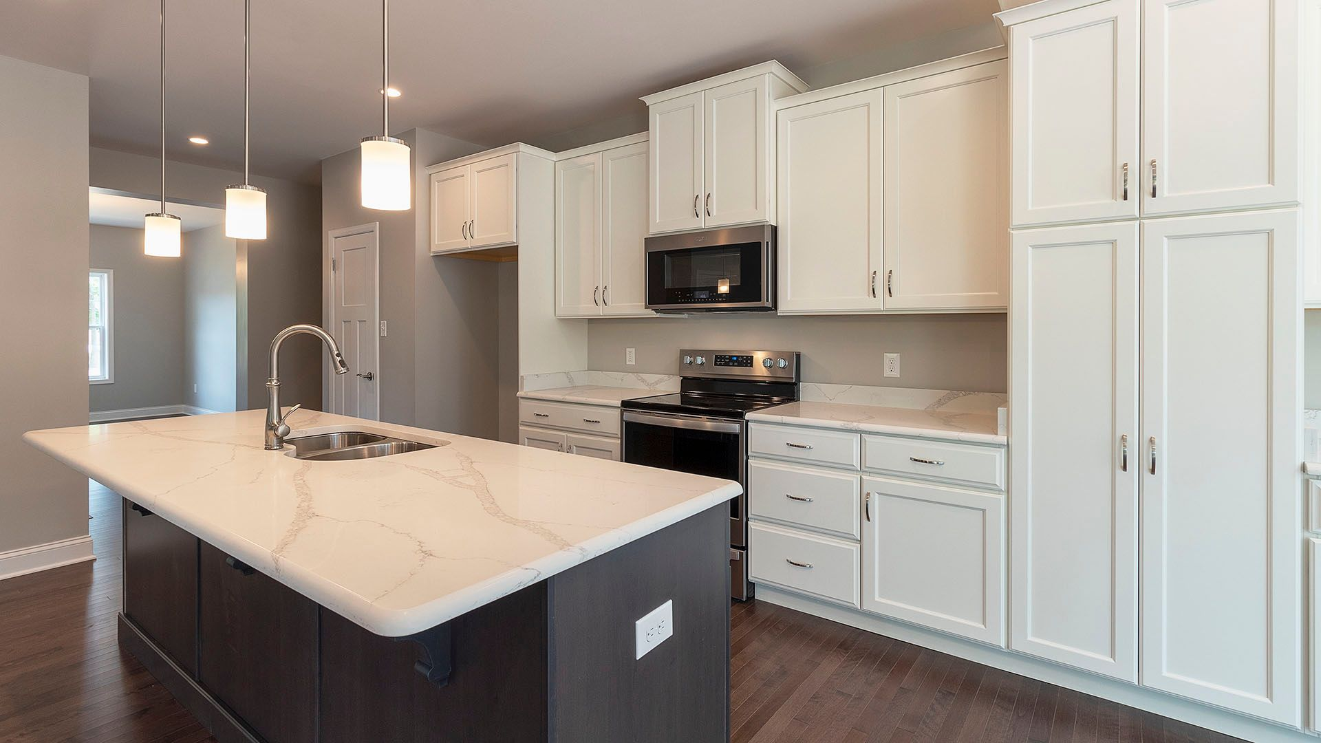 Kitchen featured in the Avalon By S & A Homes in State College, PA