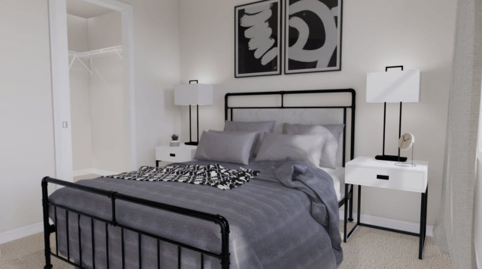 Bedroom featured in the Alexandria By S & A Homes in State College, PA