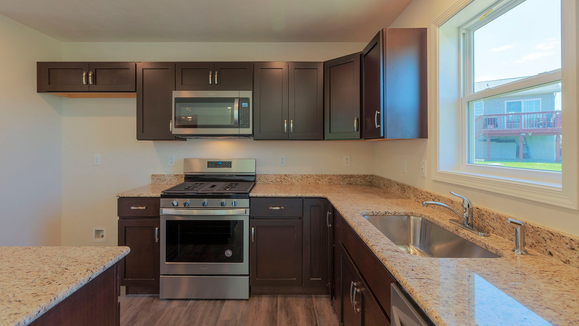Kitchen featured in the Norwood By S & A Homes in State College, PA
