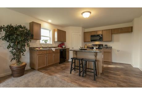 Kitchen-in-Rosewood-at-Deerfield-in-Shippensburg