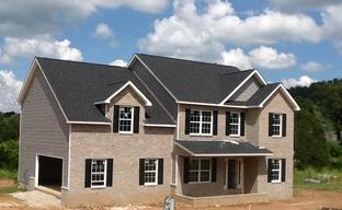 Holliday Park by SMITHBILT HOMES in Knoxville Tennessee