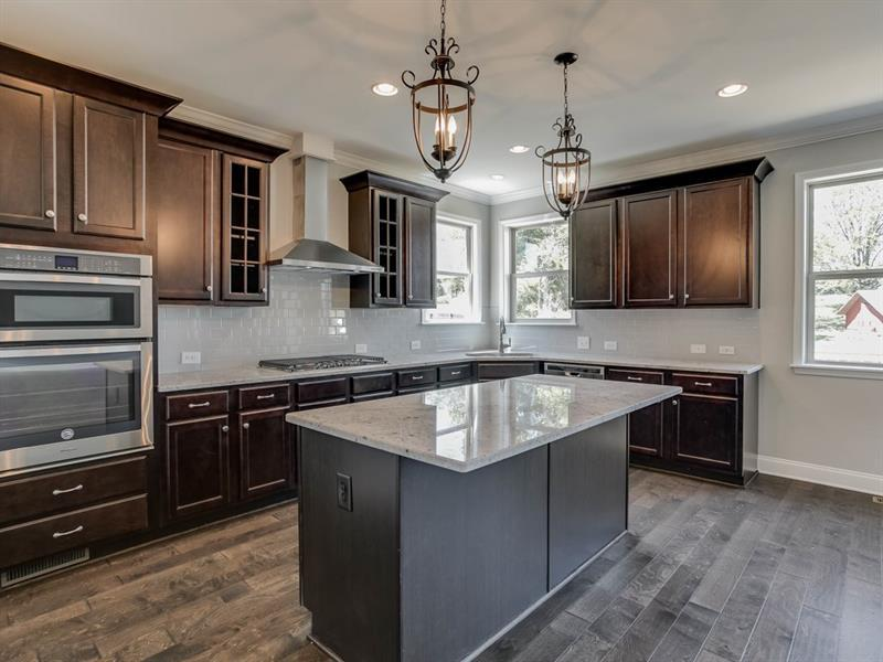 Kitchen-in-Rosewood-WB-at-Wynbrook-in-Cumming