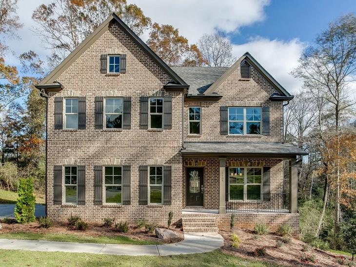 Exterior:1 Pebble Creek Lot 38