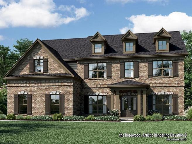 7010 Concord Mountain Trail (Rosewood at Concord Creek)