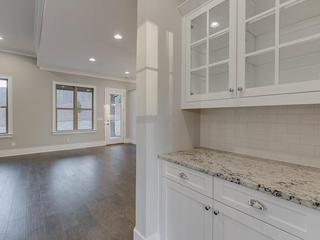Living Area featured in the Hartford at Camden Hall By SR Homes in Atlanta, GA