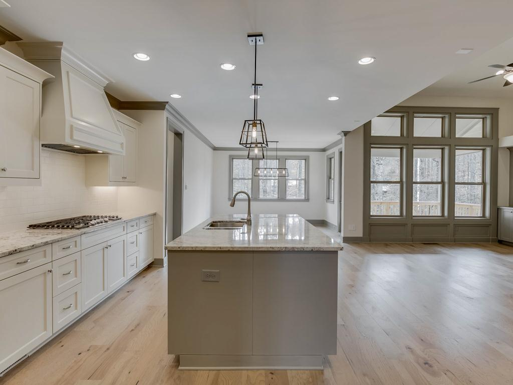 Kitchen featured in the Hewett By SR Homes in Atlanta, GA